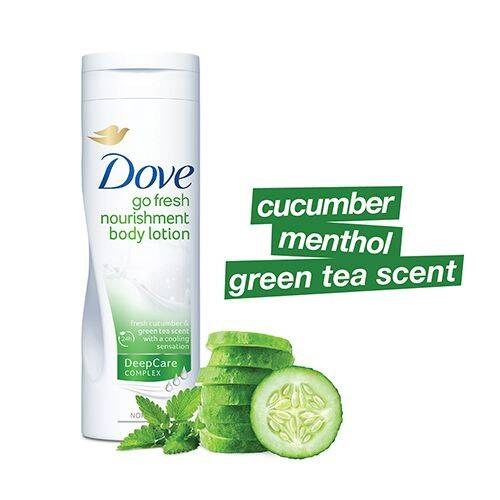 DO GO FRESH NOURISHMENT BODY LOTION
