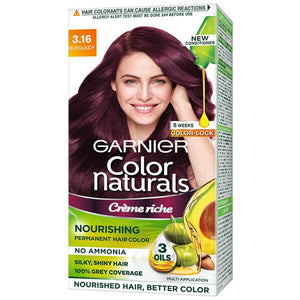 GARNIER COLOUR NATURALS, BURGUNDY [35ML*30G]