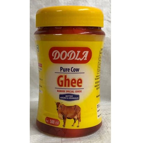 DODLA PURE COW GHEE 500ML