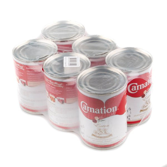 CARNATION SWEETENED BEVERAGE CREAMER