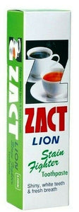 ZACT, Stain Fighter toothpaste