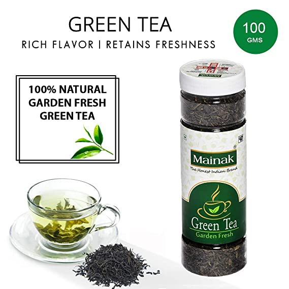 MAINAK GREEN TEA, 100g