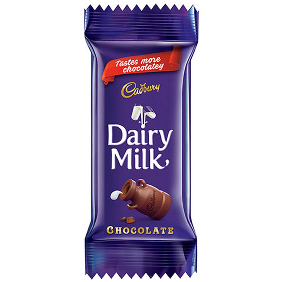 CADBURY DAIRY MILK CHOCOLATE (12.5GM)