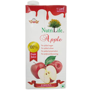 NUTRILIFE APPLE JUICE