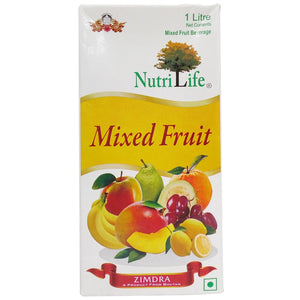 NUTRILIFE MIXED FRUIT JUICE