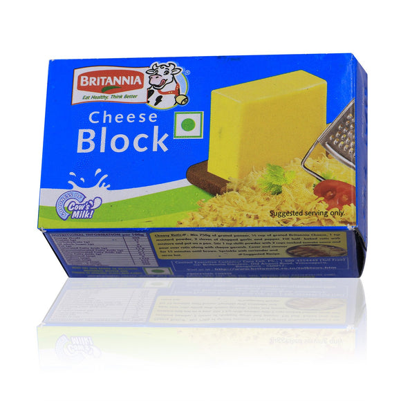 BRITANNIA CHEESE BLOCK(400G)