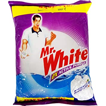 MR. WHITE ULTIMATE WHITENESS DETERGENT (1KG)