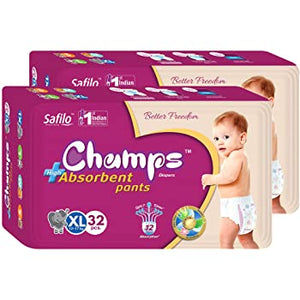 CHAMPS HIGH ABSORBENT PANTS(XL32)