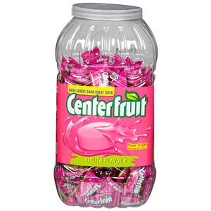 CENTER FRUIT STRAWBERRY FLAVOUR (595G)