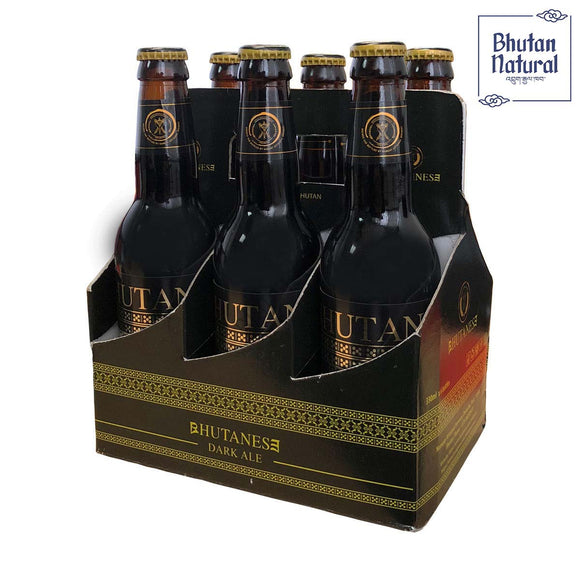 BHUTANESE BEER DARK ALE 275ML