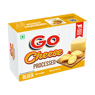 GO CHEESE PROCESSED