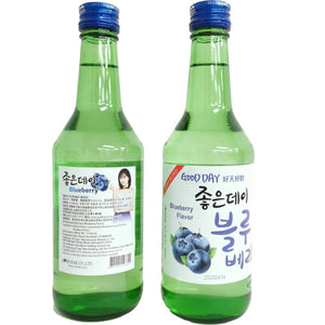MUHAK GOODDAY BLUE BERRY (375ML)