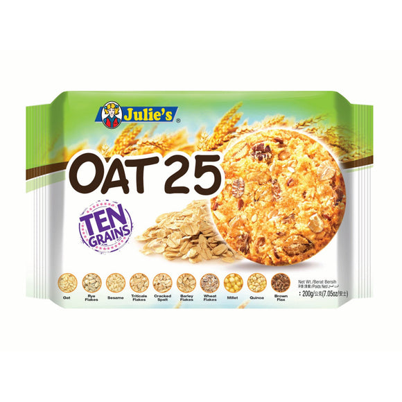 OAT 25 TEN GRAINS (200G)