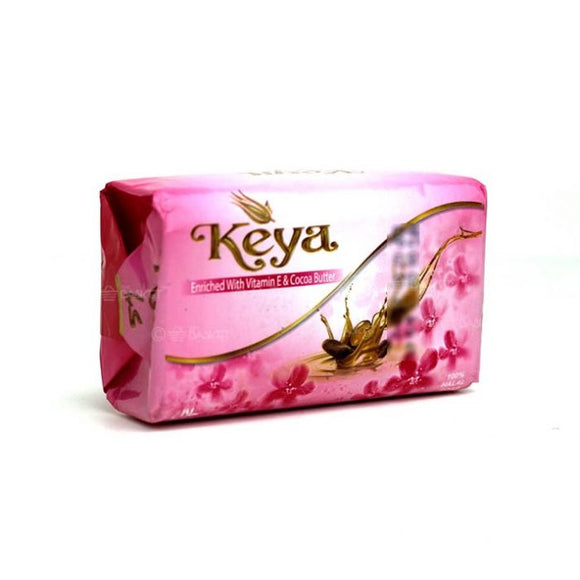 KEYA ENRICHED WITH VITAMIN E & COCOA BUTTER[125G]