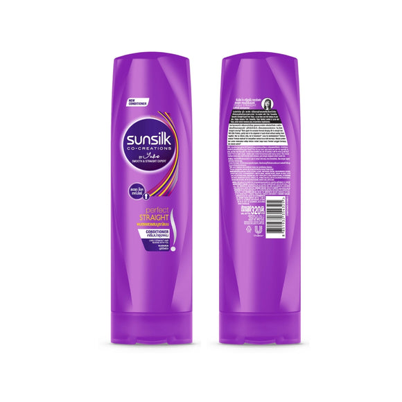 SUNSILK PERFECT STRAIGHT SHAMPOO (320ML)