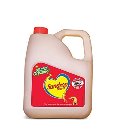 SUNDROP HEART OIL 3LTR