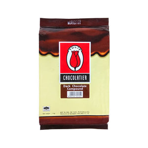 TULIP DARK CHOCOLATE COMPOUND 1KG
