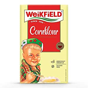 CORN FLOUR WEIKFIELD [500G*20]