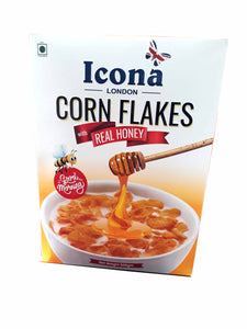 ICONA-CORN FLAKES WITH REAL HONEY (500G)