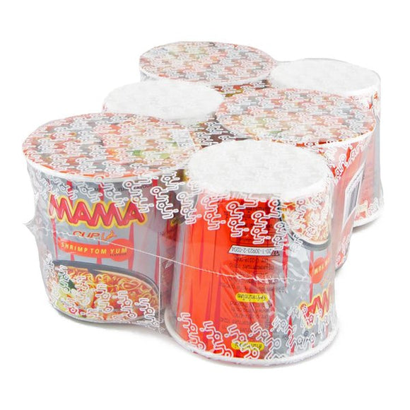 MAMA INSTANT CUP NOODLES
