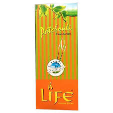 DARSHAN PATCHOULI FRAGRANCE LIFE INCENSE STICKS,100G