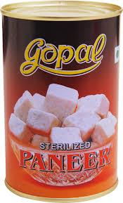 GOPAL STERILIZED PANEER (425G * 24)
