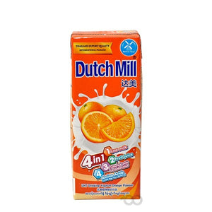 DUTCH MILK ORANGE FLAVOUR (180G)