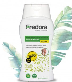 FREDORA, FOOT POWDER RUGULAR-90gms