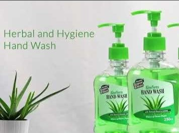 ALOEVERA HAND WASH 500ML