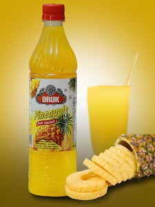DRUK PINEAPPLE SQUASH, 700ML