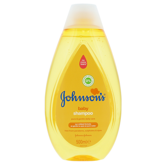 JOHNSON'S BABY SHAMPOO, 50ML