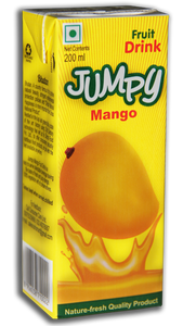 JUMPY MANGO JUICE