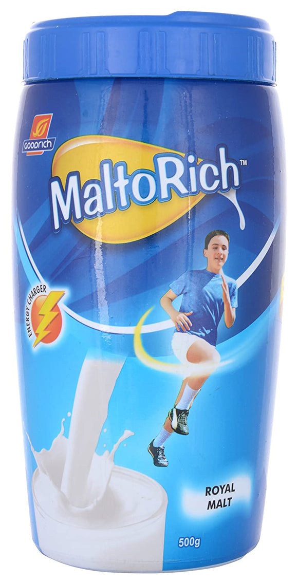 MALTORICH ENERGY CHARGER NUTRIENT (500G-BUY1 GET1 FREE)