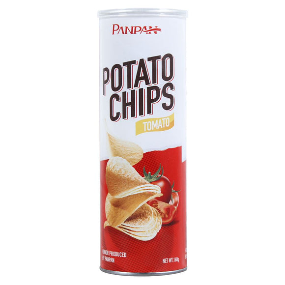 PANPAN POTATO CHIPS ORIGINAL FLAVOUR [110G]