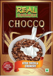REAL CRUNCH CHOCCO, 400G