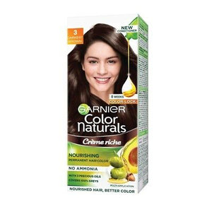 GARNIER COLOUR NATURALS DARKEST BROWN 35ML+30G