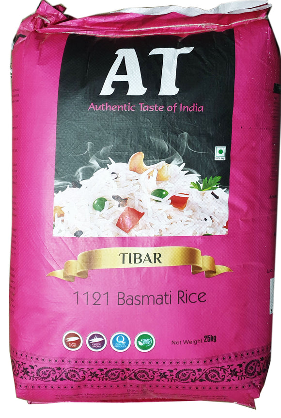 AUTHENTIC TASTE RICE TIBAR