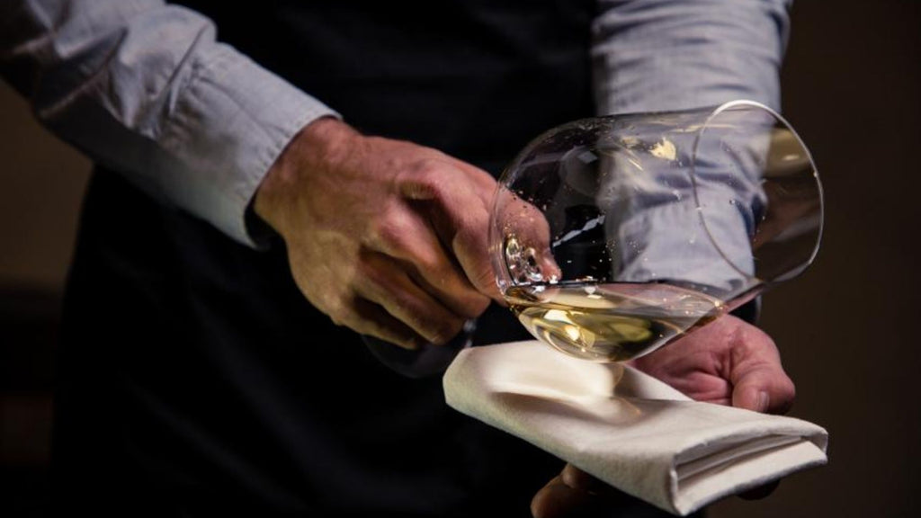 Sommelier Masterclass Part 3 - Buying For Maturation