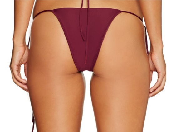 String Along Bottoms BORDEAUX