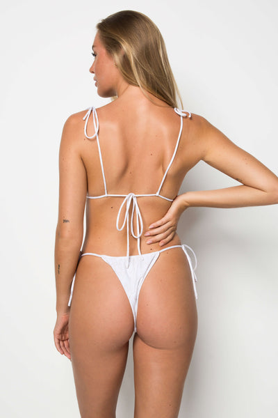 Miami Bottom - Marigold - Cantik Swimwear