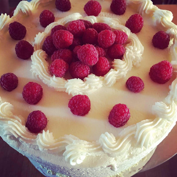 Berry Chantilly