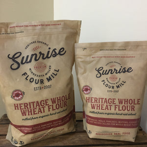 Heritage Whole Wheat Flour -Ultra Fine