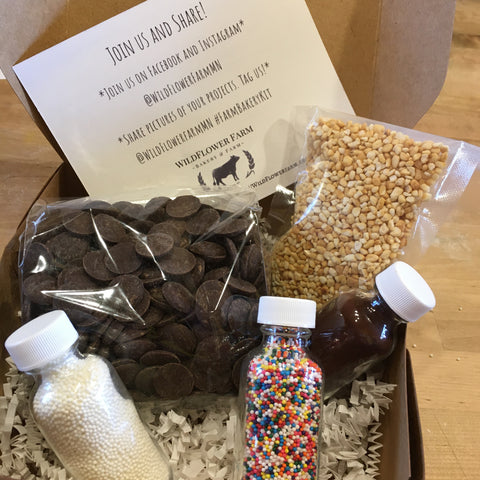 Create Your Own Chocolate Truffle Kit