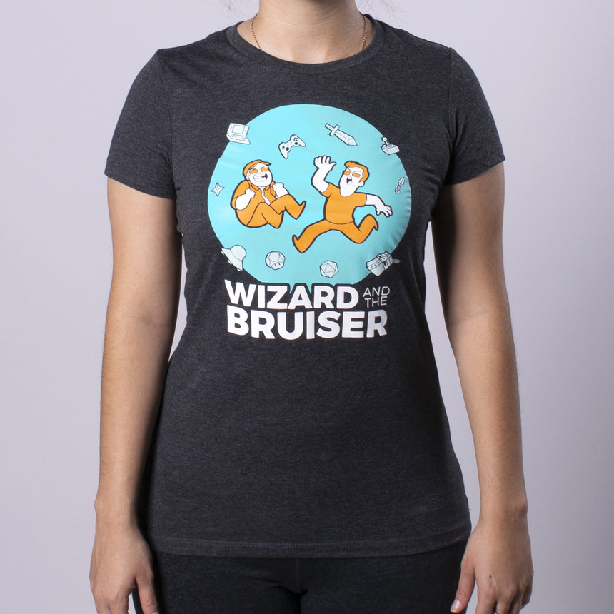 Wizard and the Bruiser Women's Favorite Tee