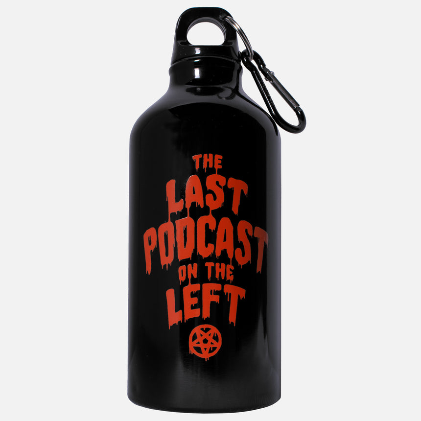 Pentagram Collapsible Bottle - Black