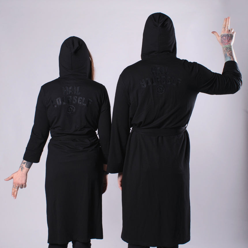 Reaper French Terry Bath Robe