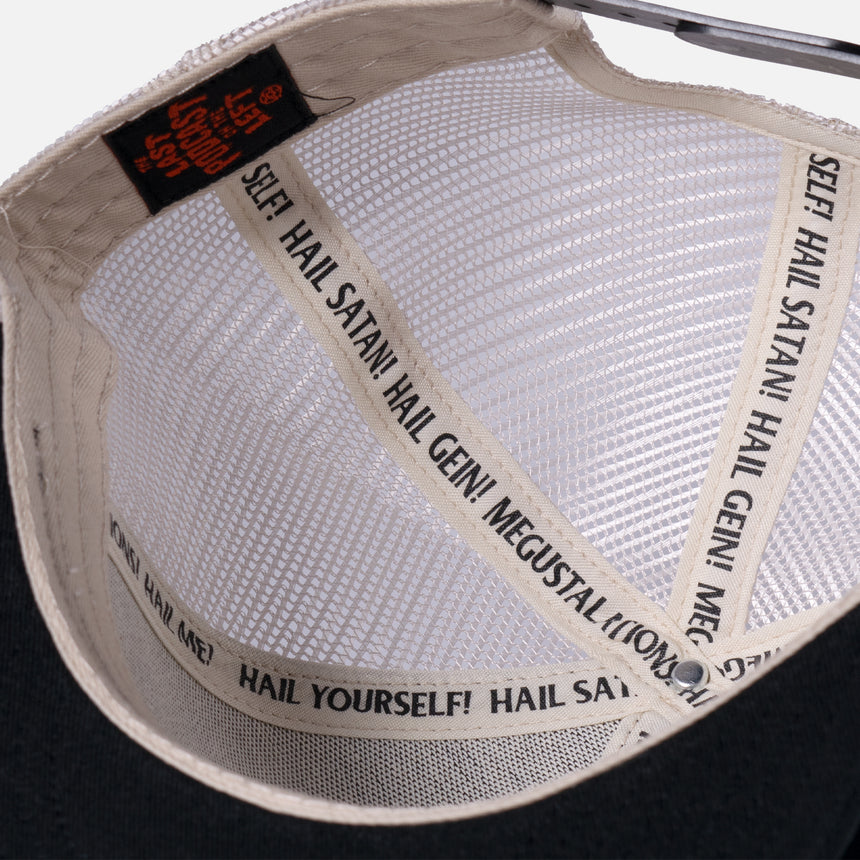 Hail Yourself Flatbill Meshback Cap