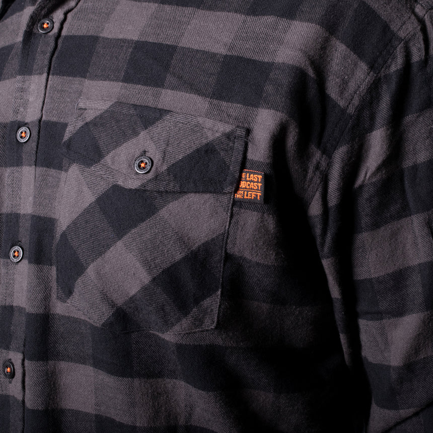 Flannel Buttondown
