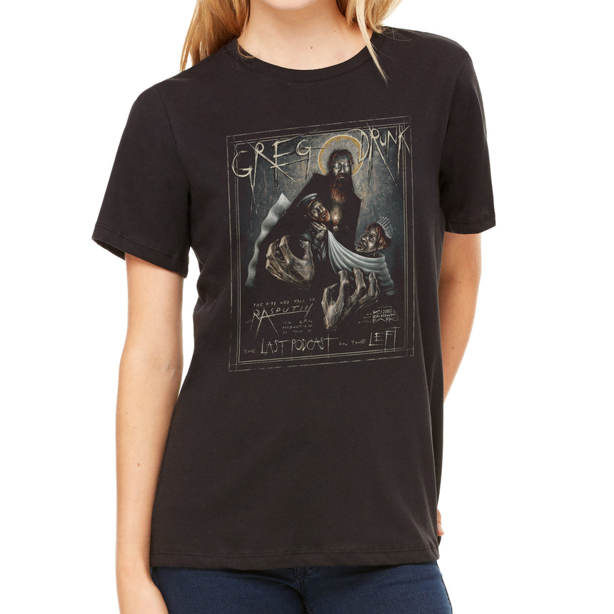 Guillotine Ladies Tee front