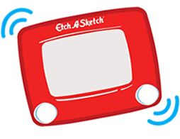 Etch A Sketch - Step 4